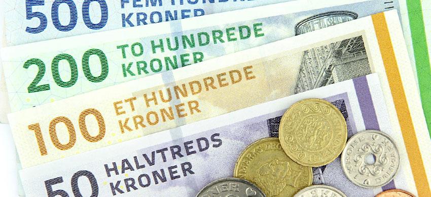 Corona Danese, la moneta di Copenaghen